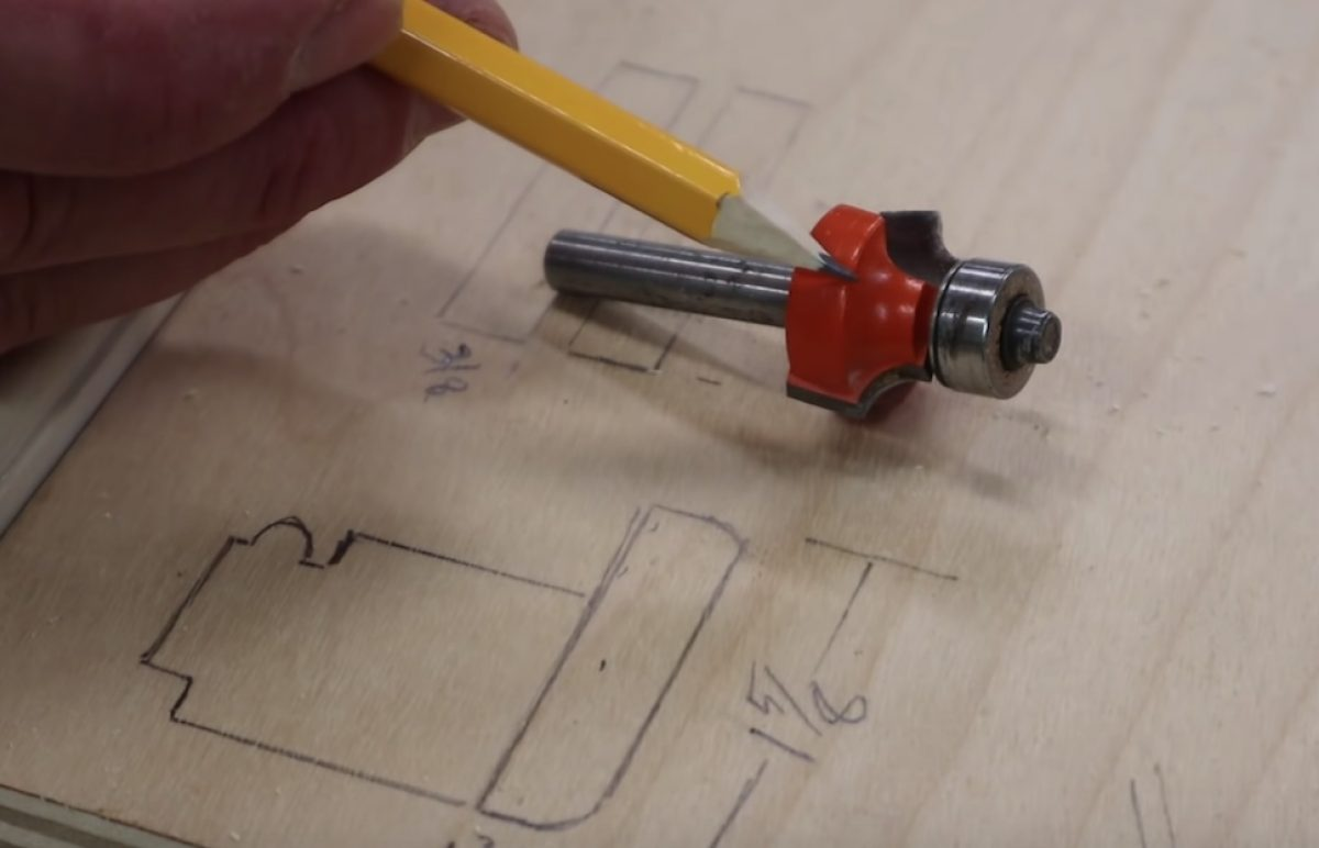 How to Make Molding with a Router & Build a Picture Frame – Free Design Plans