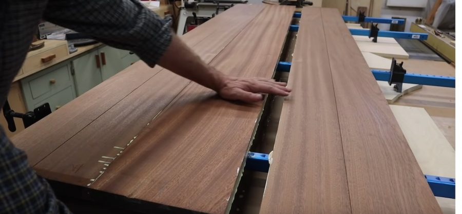 Fabulous Simple Tips For Gluing Table Heavy Table Tops Jon Peters Download Free Architecture Designs Scobabritishbridgeorg