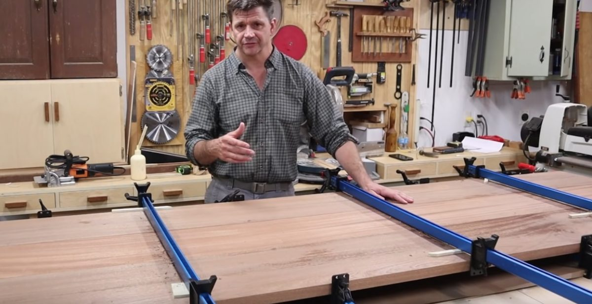 Simple Tips for Gluing Table Heavy Table Tops