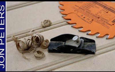 Make Beadboard with a Hand Plane & Table Saw