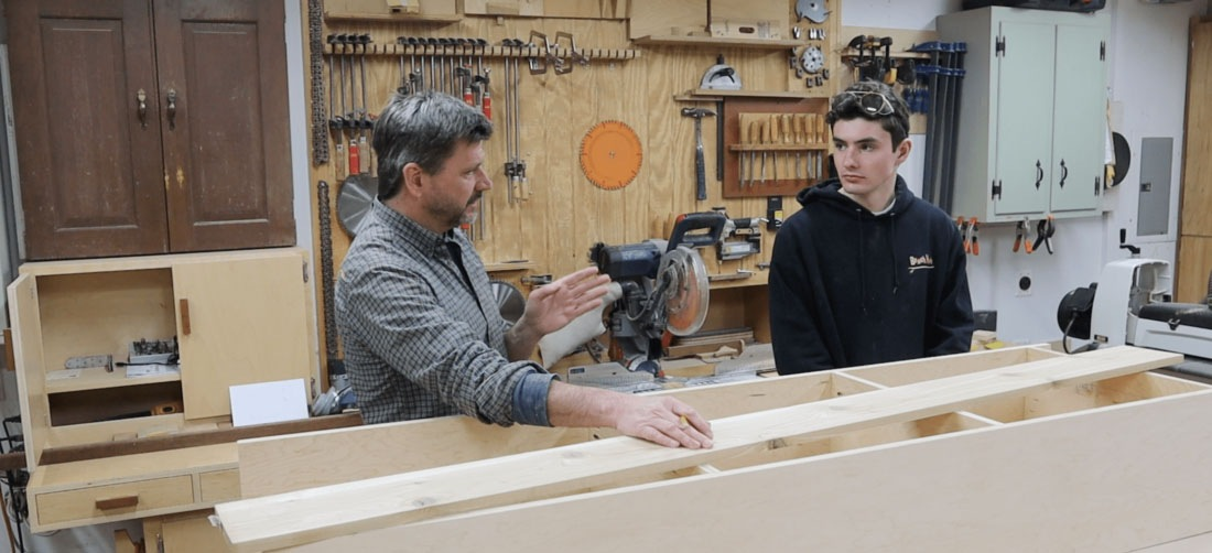 Build A Simple Cabinet - Great Father and Son Intro ...