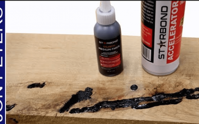 Starbond Glue Review for Filling Wood Gaps